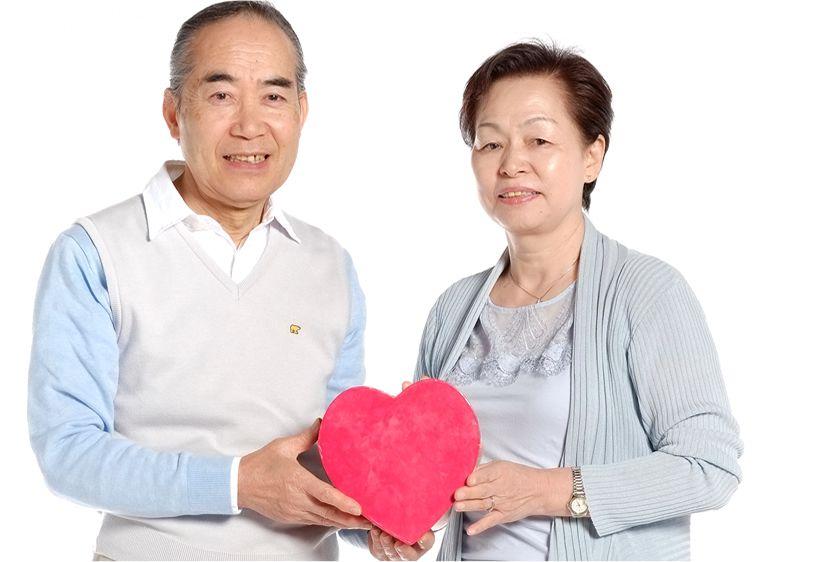 高齢者世帯のイメージ